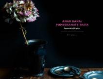 Anar Dana/Pomegranate Raita I Boxofspice